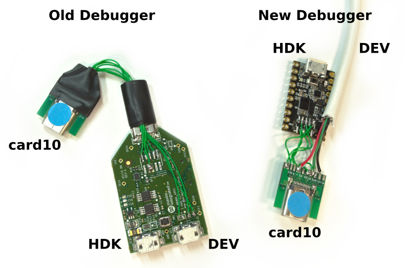 Debugger — card10-firmware v1 10-4-gf181847<br />2019-09-07